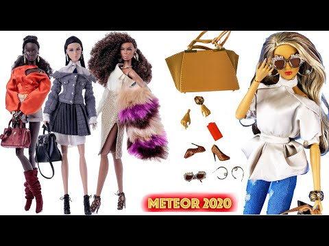 КУКЛЫ Meteor 2020! БОГАТЫЕ ПОДРУГИ! Amirah Majeed Integrity Toys Fashion Doll Dress Up