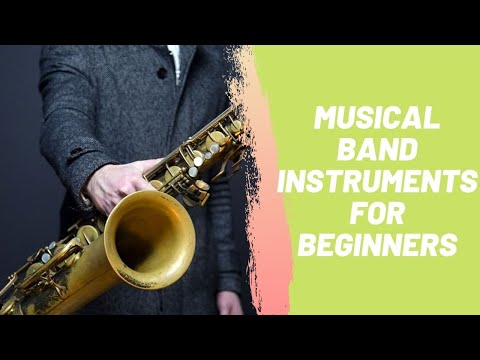 Musical Band Instruments For Beginners