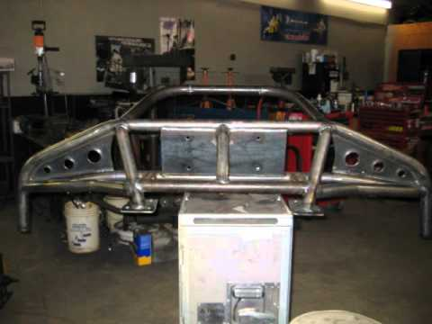 Toyota Winch Bumper Build Progress Part 2 Youtube