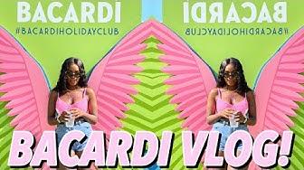 48HRS AT BACARDI HOLIDAY CLUB 2020🚀💖 | ZeeXOnline