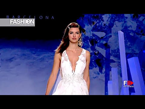 INMACULADA GARCIA Barcelona Bridal 2017 - Fashion Channel