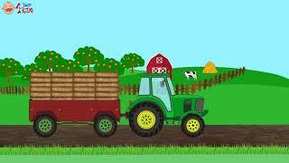 звуки животных для малышей Сельскохозяйственные Животные Учить Животных Ф звук животных для детей,