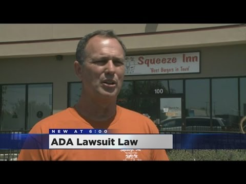 Small Business Owner Praises California ADA Lawsuit Changes