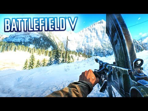 BATTLEFIELD V Multiplayer Gameplay (Open Beta)