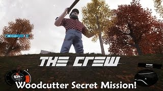 The Crew-Woodcutter award- Secret Award