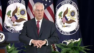 Remarks to U.S. Department of State Employees