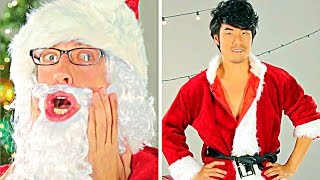 The Try Guys transform into Santa Claus. The first in our special three-part Santa Spectacular! Support New Economics for Women and the great work that they ...
