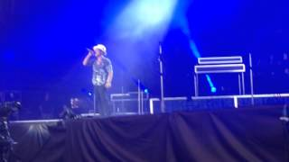Bruno Mars - When I Was Your Man @ Wireless Festival 2014 London