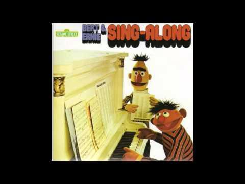 Best Children's Music Album - Sesame Street - Bert And Ernie Sing Along - (Full Album) (1975)