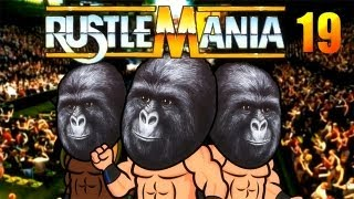 Backyard Wrestling 2: There Goes the Neighborhood - Rustlemania 19