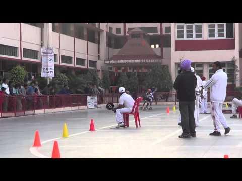 Baradwaj Skating National - Rink II semifinal Amritsar