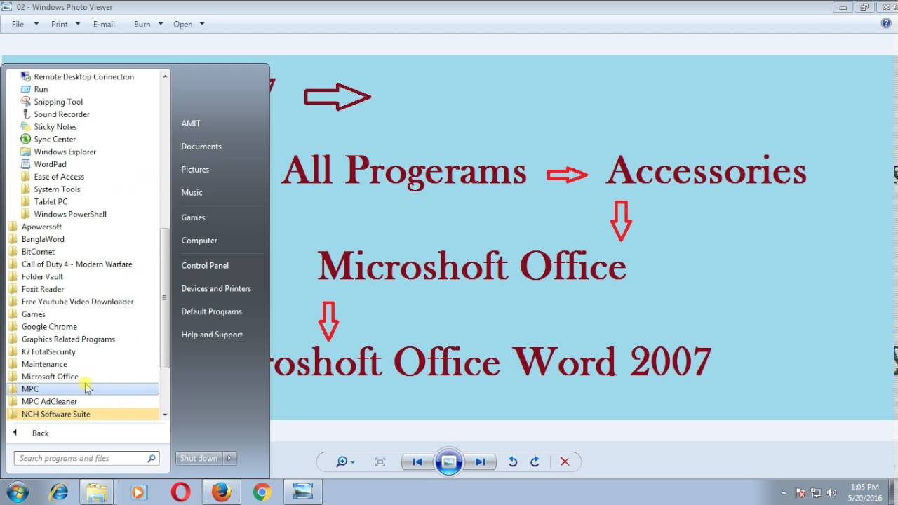 Microsoft Office Version and Windows Version Compatibility Chart