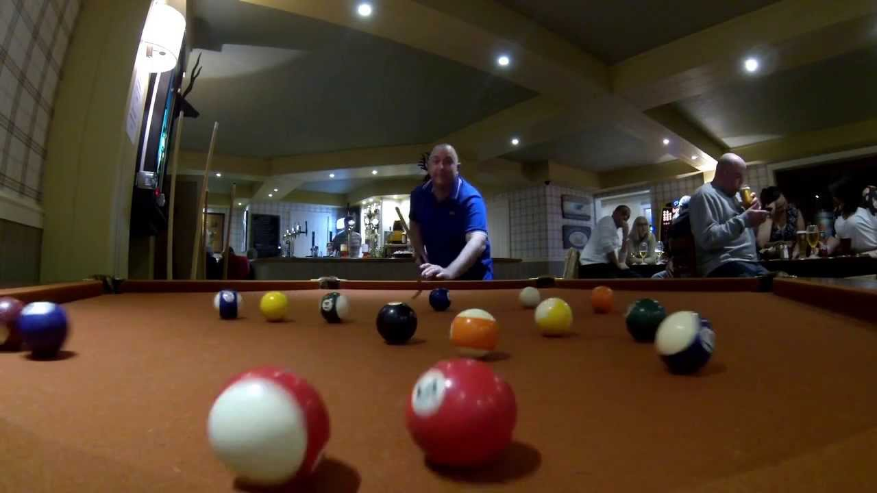 Pickering Lodges Hexagon Pool YouTube - Hexagon pool table