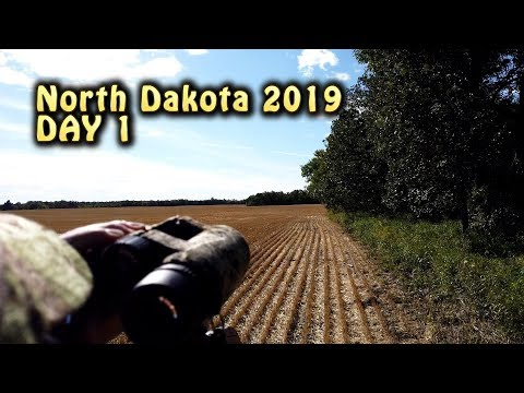 North Dakota Public Land - Searching for Velvet Bucks - DAY 1