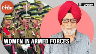 SC cleared way for permanent commission but women must measure up for their armed forces role