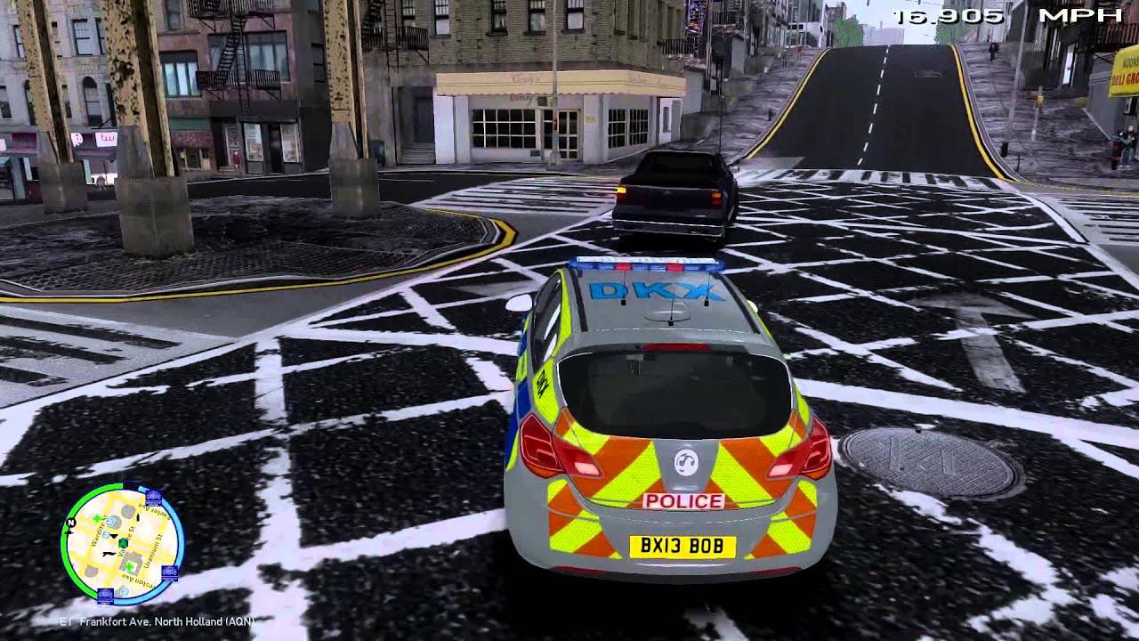 GTA IV Londons Calling SP Astra MK FPS HD YouTube - Gta 6 london map