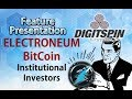 ELECTRONEUM coin and Bitcoin crypto institutional Investors - cryptonews
