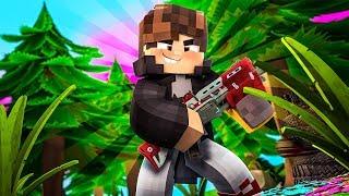 Minecraft: FORTCRAFT - NOVA SERIE ( fortnite no minecraft ) #01