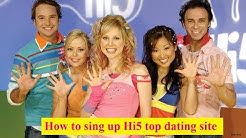 how to sing up Hi5 top dating site