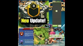 Clash of clans# Neu Fantastisches Update 😍😱