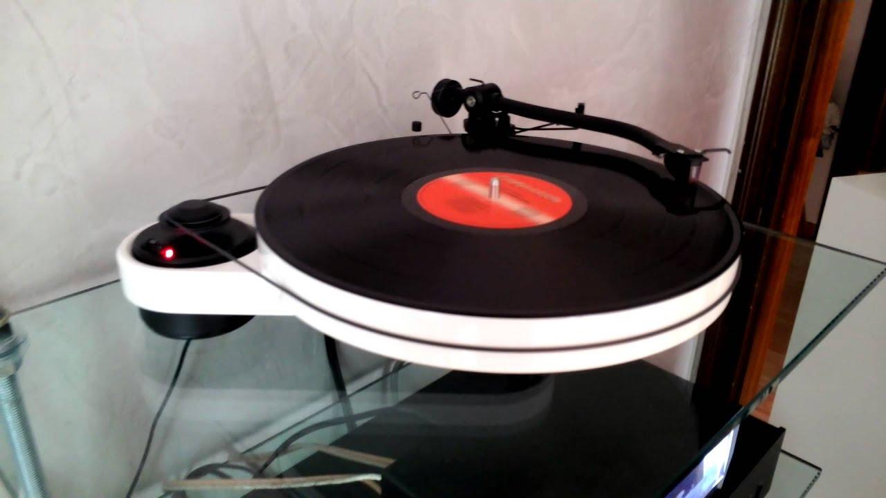 Tavolino per hi fi : Pro ject rpm 1.3 bianco youtube