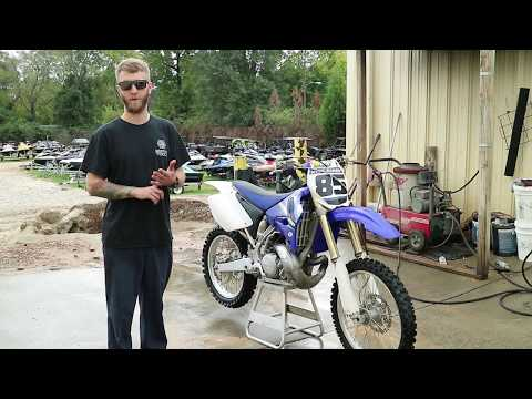 How to clean your dirt bike like a pro