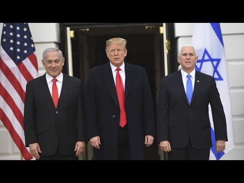 WATCH LIVE: President Trump Holds Bilateral Meeting With Israel's Netanyahu — Monday, March 25 2019