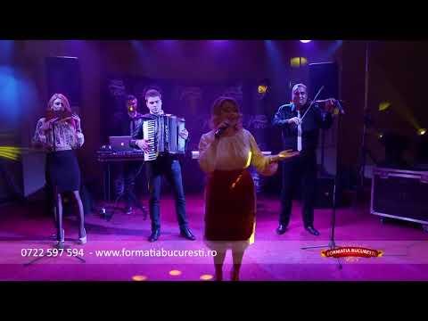 Formatia Bucuresti Bobarlica - Viorica si Ionita din Clejani (Cover) Formatie Nunta