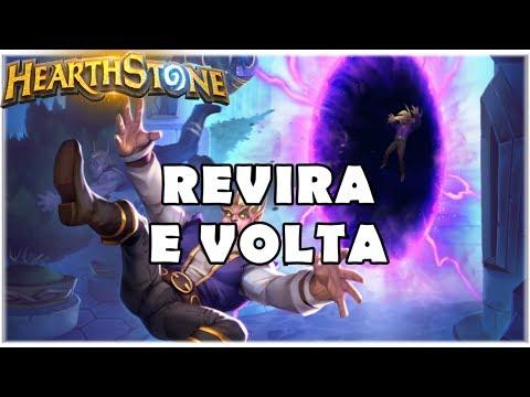HEARTHSTONE - REVIRA E VOLTA! (STANDARD PLOT TWIST WARLOCK)