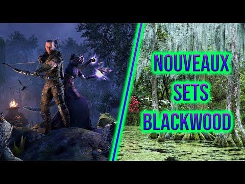 Nouveaux sets Blackwood - ESO |