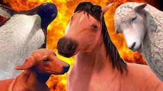 100% REALISTIC ANIMAL SIMULATORS - Random Games