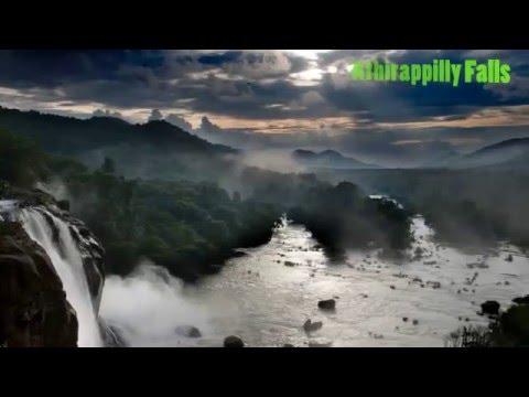 Athirappilly Falls, Athirappilly panchayath, Chalakudy Taluk, India