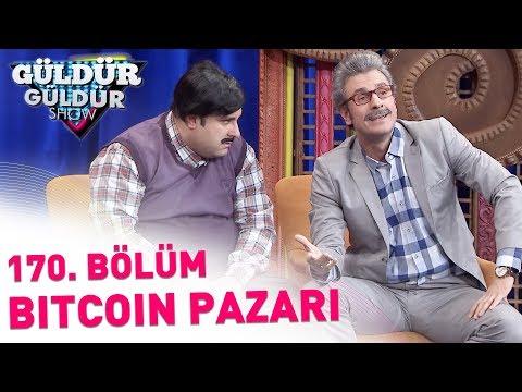 Güldür Güldür Show 170. Bölüm | Bitcoin Pazarı