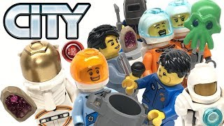 LEGO City Space Research and Development People Pack review! 2019 set 60230!