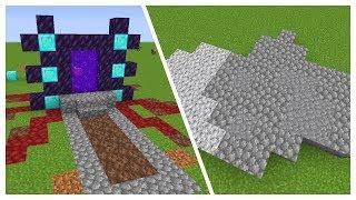 """Minecraft 1.14 Nowinki: Nowy """"LEPSZY?"""" Wygląd Diamentu, Obsydianu!"""