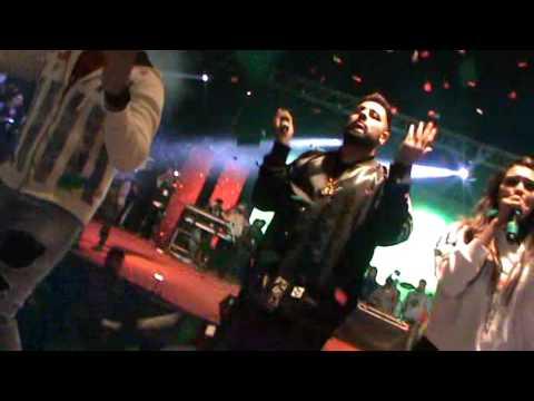 Dj Wale Babu Mera Gana ..Badshah - Live In Concert in Kota 2016 By amit soni