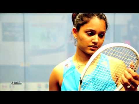 Dipika Pallikal | Indian Squash Circuit 2014