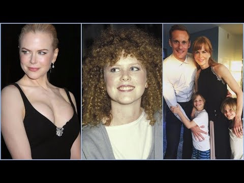 Nicole Kidman - Rare Photos | Childhood | Lifestyle | Family