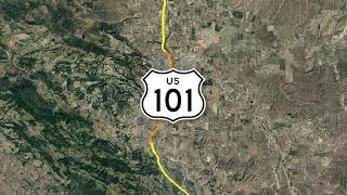 SB1 Regional Project Highlight - US Hwy. 101 Central Coast Region thumbnail