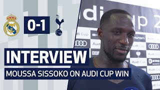 INTERVIEW | MOUSSA SISSOKO ON REAL MADRID VICTORY | Real Madrid 0-1 Spurs