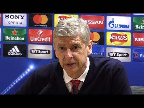 Arsenal 1-5 Bayern Munich (Agg 2-10) - Arsene Wenger Full Post Match Press Conference