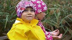 Puistokatu - Lasten sadevaatteet ja ulkoilu