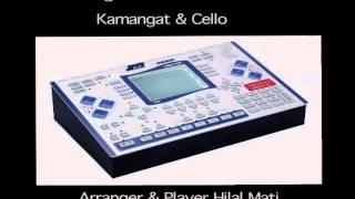V3 ORIENTAL Hilal Mati Kamangat & Cello 2017 Video