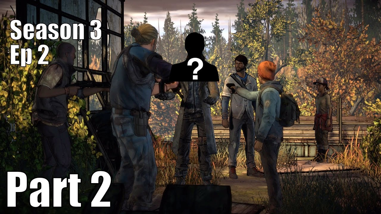 HE'S FROM THE SHOW! - The Walking Dead: A New Frontier - Episode 2 Part 2 - HE'S FROM THE SHOW! - The Walking Dead: A New Frontier - Episode 2 Part 2