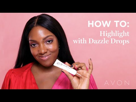 How To: Highlight with Dazzle Drops