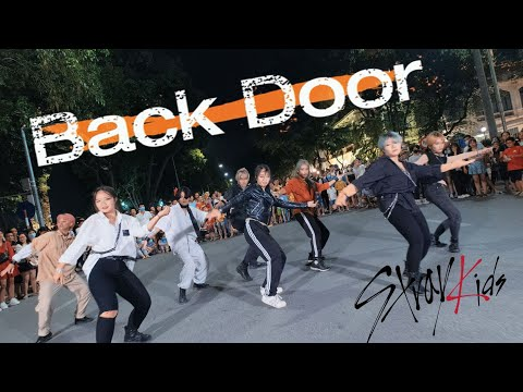 """[KPOP IN PUBLIC] Stray Kids """"Back Door"""" Dance Cover By The D.I.P"""