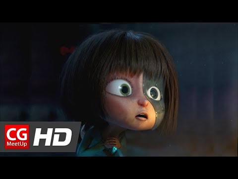 "CGI Animated Short Film ""Voyager Short Film"" by Supamonks Studio"