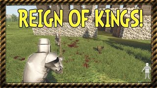 Reign of Kings - First Impressions (Should you buy it?)