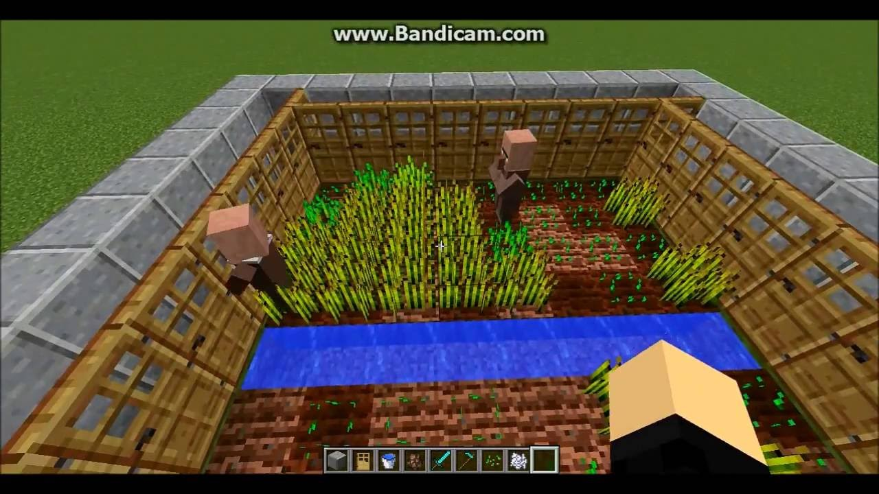 How to breed Villagers - Minecraft