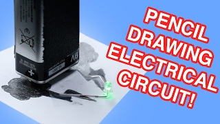 Draw Your Own Electrical Toys!